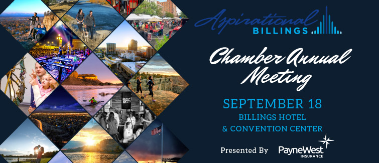 14b1d2d5cc3 Annual Meeting - Billings Chamber of Commerce