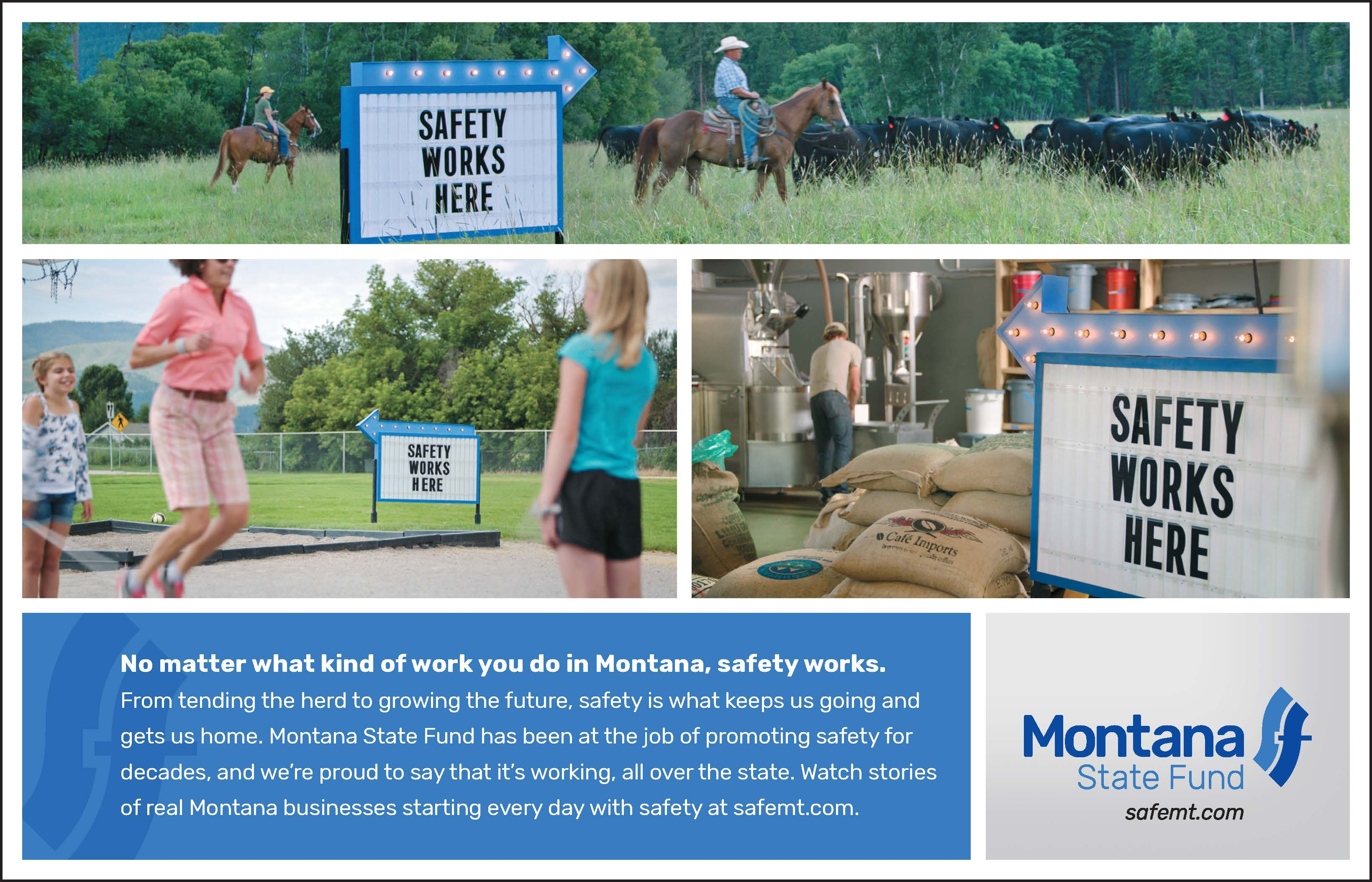 Montana State Fund Safety