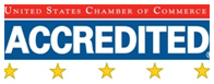 U.S. Chamber of Commerce Five Star Accredited